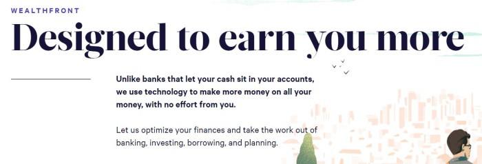 Wealthfront robo-advisor