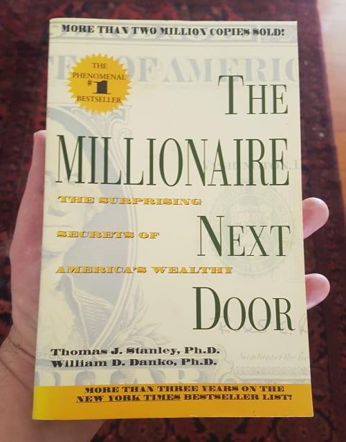 The book The Millionaire Next Door
