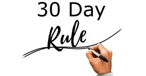 The 30-day rule to save money on impulse buying