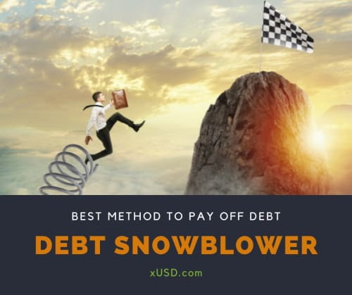 Debt Snowblower Method