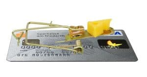 Avoid credit card debt trap and pay off small credit cards first